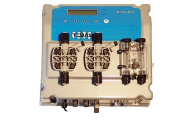 Tebas-Economic pH / Rx Efka300 dosing machine
