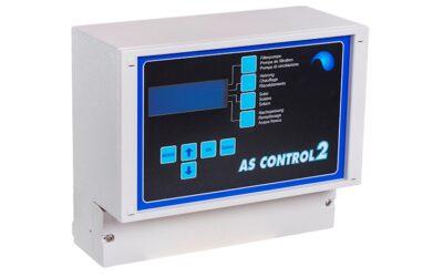 AS Control filter pump controller 2
