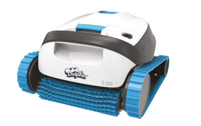 Dolphin S 100 robotic vacuum cleaner