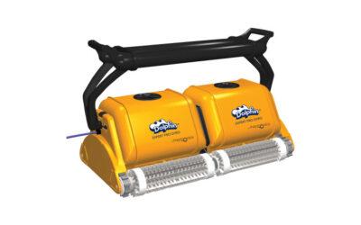 Dolphin 2×2 PRO Gyro robotic vacuum cleaner