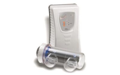 Saltelektrolysator med pH-reglering