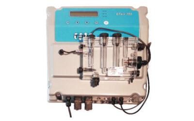 Tebas-Economic pH / chlorine / temperature Efka300 automatic dosing