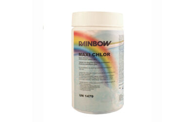 Chlorine agents for disinfecting water