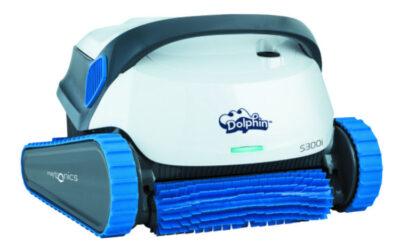 Dolphin S 300i robotic vacuum cleaner