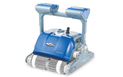 Dolphin M400 and M500 robotic vacuum cleaner